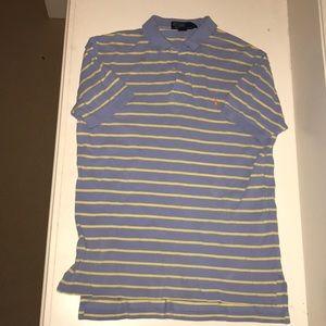 Polo Ralph Lauren striped short sleeve shirt